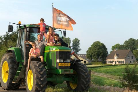 FarmCamps De Kamperhoek