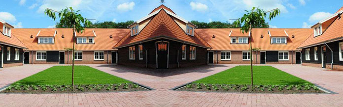 18-persoons bungalows