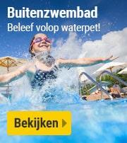 Vakantiepark met buitenzwembad