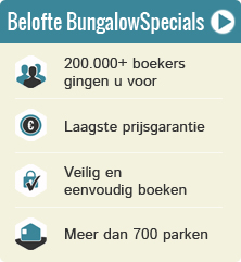 Beloftes BungalowSpecials.be
