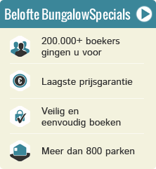 Belofte BungalowSpecials.be