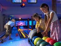 Vakantieparken met bowlingbaan
