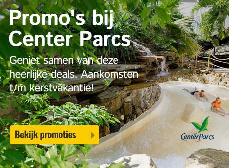Center Parcs Promo's