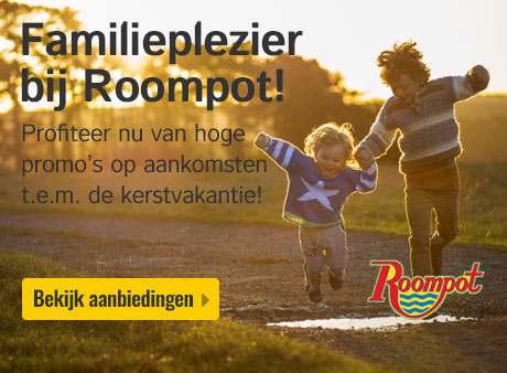 Roompot Promo's