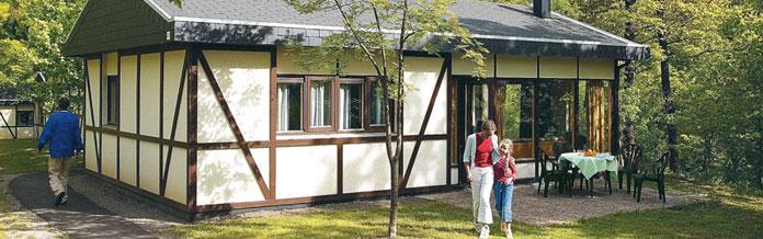 Luxe bungalowparken