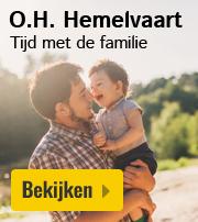 O.H. Hemelvaart vakantiehuis