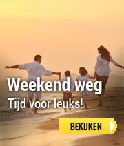Weekend weg Vakantiepark