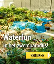 Vakantieparken met zwemparadijs