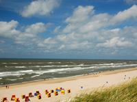 Bungalows kust Noord-Holland
