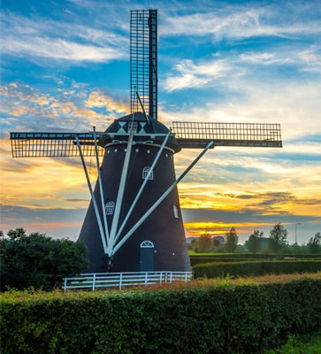 Bungalows Noord-Brabant