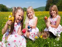 Weekendje weg met Pasen