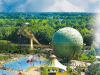 Bungalowparken nabij Attractiepark Slagharen