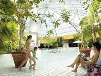 Bungalowpark met zwemparadijs