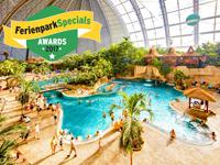 Vakantiepark met het mooiste zwemparadijs