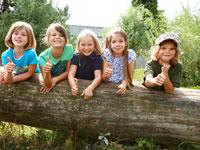 Vakantieparken met kinderboerderij