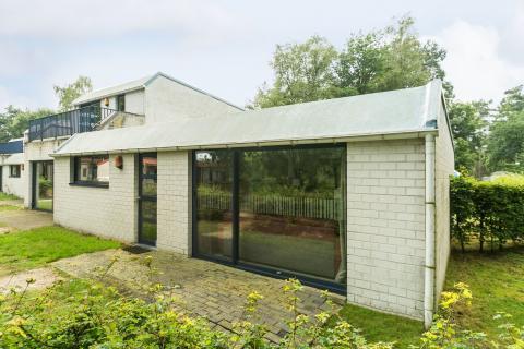 4-persoons bungalow Zilverstrand
