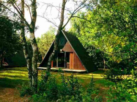 5-persoons bungalow penta