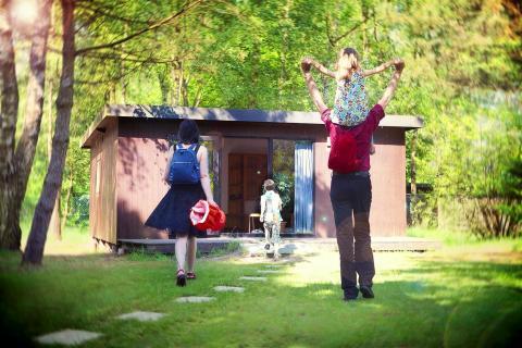 4-persoons bungalow quatro