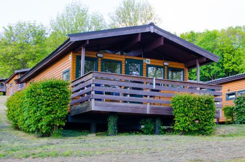 4-persoons bungalow Le Soleil Comfort