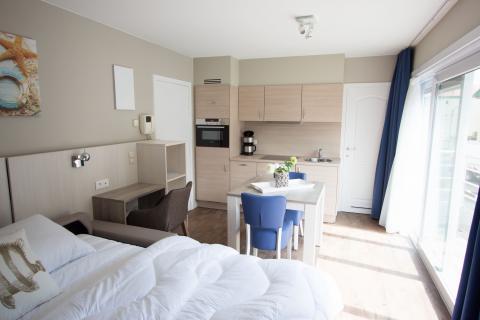 2-persoons appartement Studio Type 20 - Sofa Bed