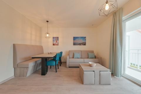 5-persoons appartement Standard (max. 2 adults)
