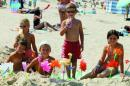 BestCamp Kustpark Strand Westende