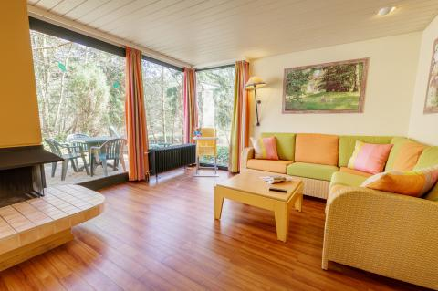 4-persoons bungalow Comfort BS409