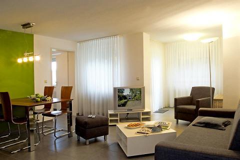 4-persoons appartement Vogelzang