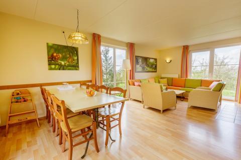 8-persoons bungalow Comfort SL781