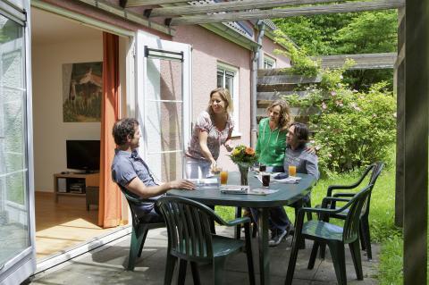 6-persoons bungalow Premium HE760