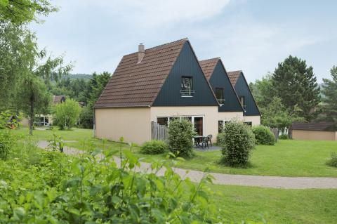4-persoons bungalow Premium HE753