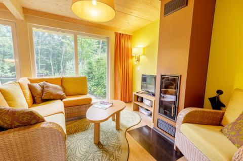 4-persoons bungalow Premium BT480