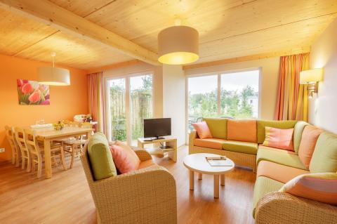 6-persoons bungalow Comfort BT610