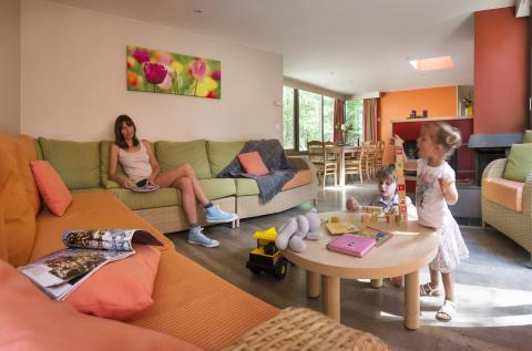 6-persoons bungalow Comfort CH292