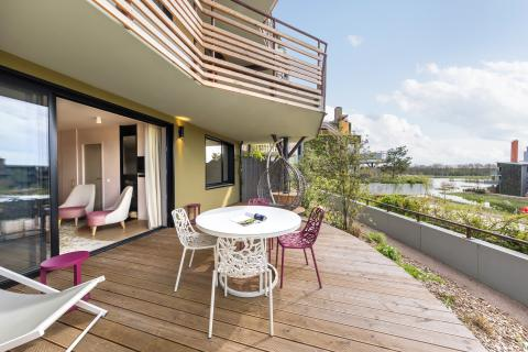 4-persoons appartement Cocoon VIP 1022