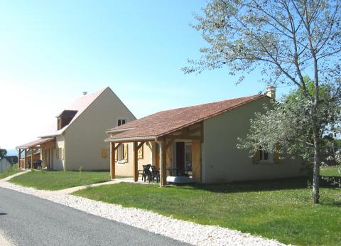 4-persoons bungalow Carignan