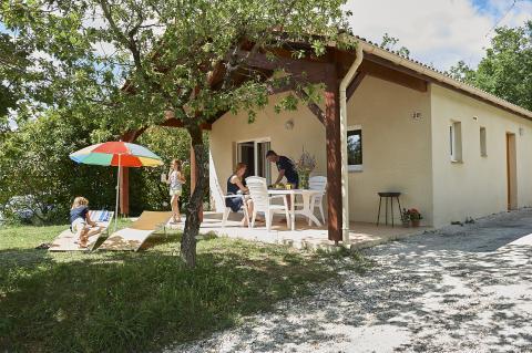 4-persoons vakantiehuis Cigale