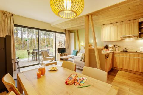 4-persoons bungalow Premium BD478