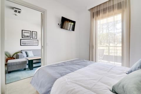 4-persoons appartement Standard