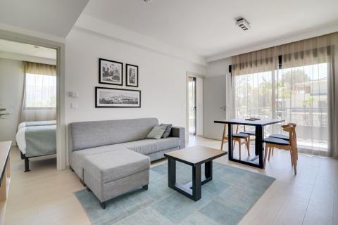 4-persoons appartement Deluxe