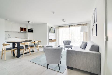 6-persoons appartement Premium