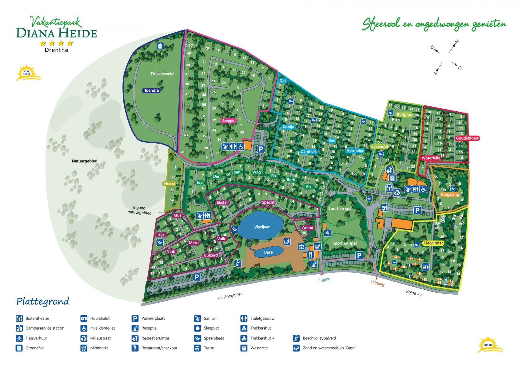 Vakantiepark Diana Heide