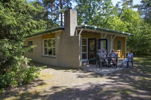 4-persoons bungalow Jupiter