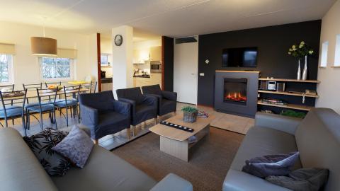 8-persoons bungalow Premium SR392
