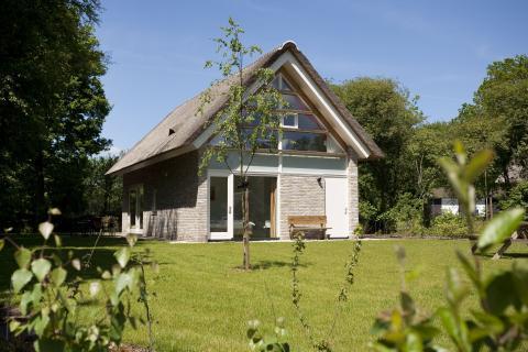 6-persoons bungalow Markegaerde Wellness
