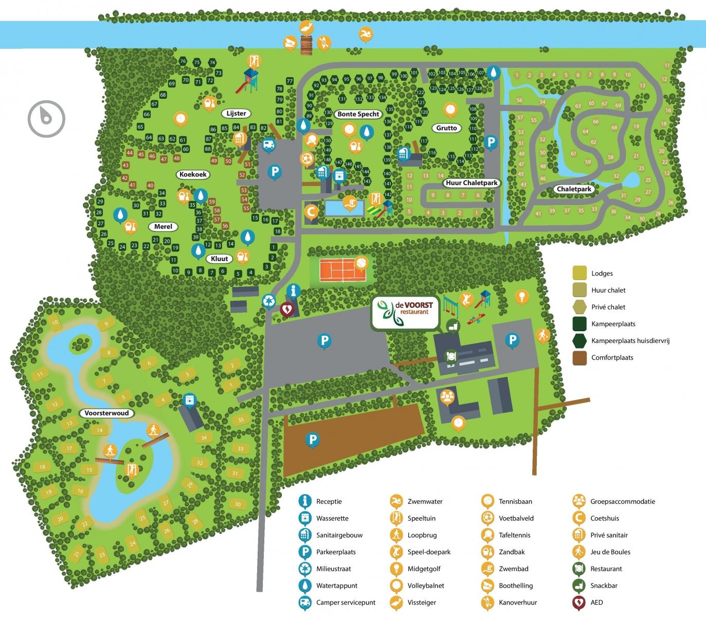 Recreatiepark De Voorst