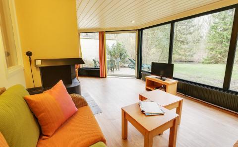 4-persoons bungalow Comfort EH075