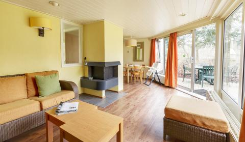 4-persoons bungalow Premium EH421