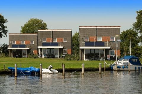 6-persoons bungalow Water Villa Wellness