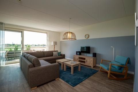 6-persoons appartement 4-6DL